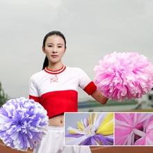 Star first single paragraph cheerleading pom pon Cheerleading cheer supplies