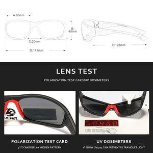 Image 4 - KDEAM Unbreakable TR90 ספורט משקפי שמש גברים מצוין חיצוני נהיגה משקפיים חליפת עבור כל פנים גווני KD712