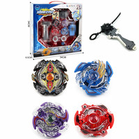 4 Style Beyblade Burst Metal Spinning Top 4D Launcher Beyblade Burst Toy With Box Bayblade Kids