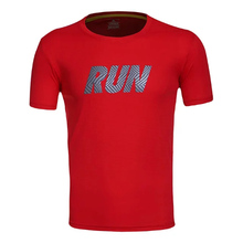Summer Men Women's Sportswear Running T-shirts Men Sport Female Tops Jogging