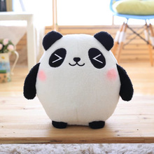 Soft Toys For Children Kids Small Big Large Stuffing Doll Panda Stuffed Animals Toys Cute Baby Soft Plush Toy Car Pillow cute soft baby elephant doll stuffed animals plush pillow kids toy children christmas bed decoration babies plush toys cushion