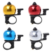 цена на Bicycle Bell Warning Horn Safety Cycling Aluminum Alloy Ring Bike Sports Alarm