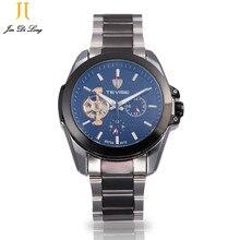 Business TEVISE Wrist Watch For Men Automatic Self wind Men s Watches Dress Wristwatch Waterproof Relogio