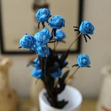 Mini Rose sztuczne kwiaty