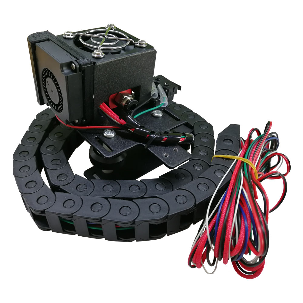 Tronxy X5S Extrudeuse avec remorque 3D imprimante complète Extrudeuse pour DIY kit livraison gratuite