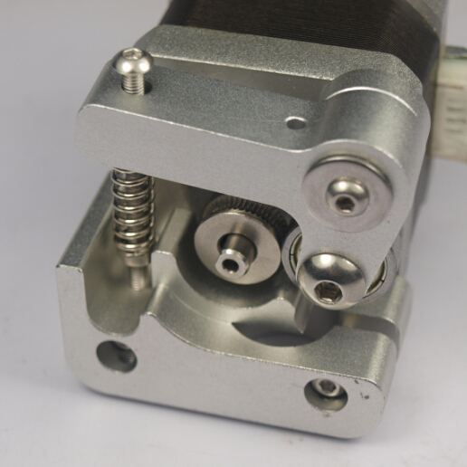 ФОТО 3D printer parts Reprap Printrbot aluminum extruder DIY direct drive Extruder kit/set (no motor) compact extruder top quality