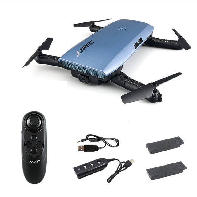 JJRC H47 RC Drone Foldable Dron with Wifi FPV HD 720P Camera Selfie Quadcopter Altitude Hold ELFIE+ G-Sensor Control Helicopter