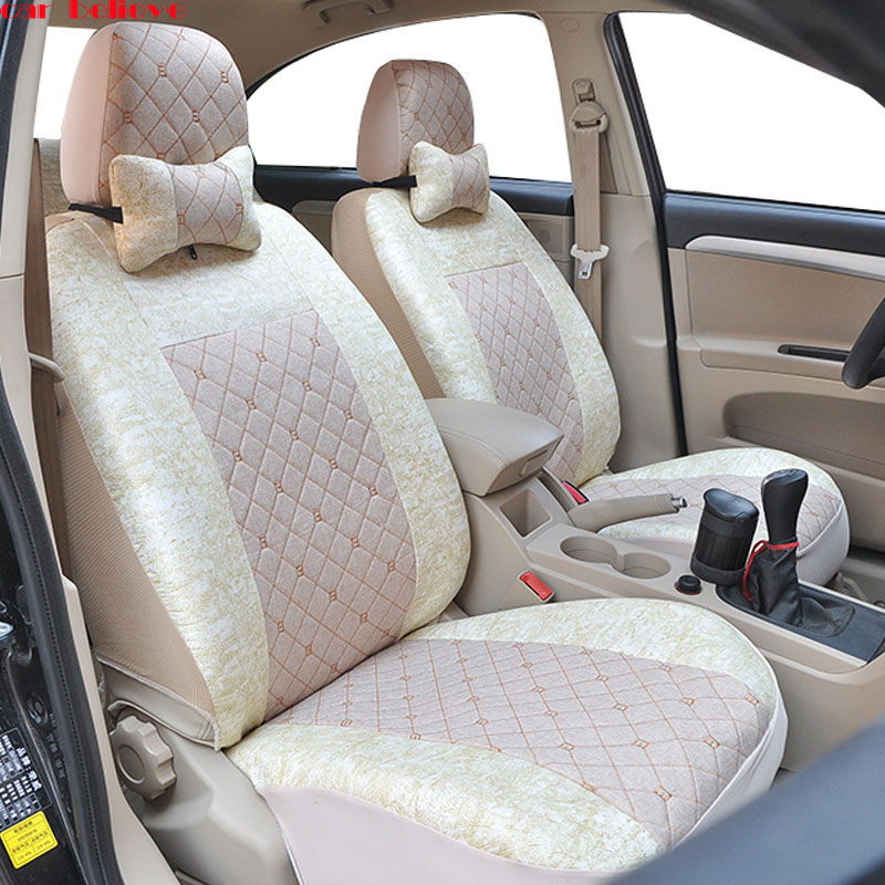 цена на Car Believe car seat cover For skoda octavia a5 2 a7 rs superb 2 3 kodiaq fabia 3 yeti accessories covers for vehicle seat