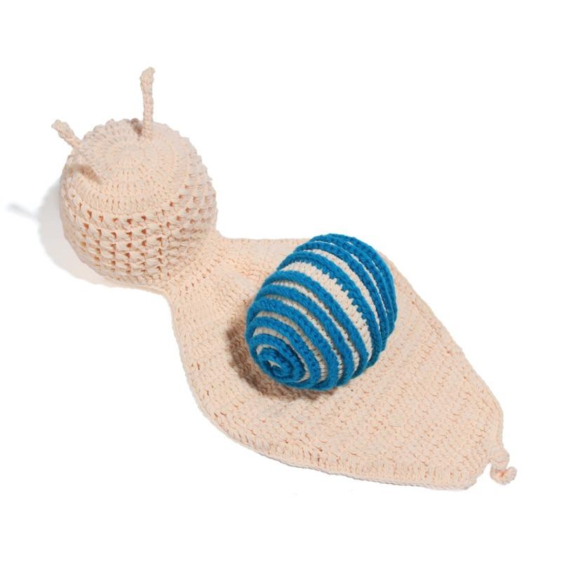 Φ_ΦNueva moda 0-3months lindos infantiles crochet Navidad tejida a ...