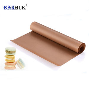 BAKHUK 1pc Sheet Baking Mat Paper Oven Tool Non-stick