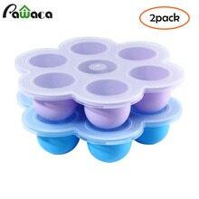 2 шт./компл. силиконовые яйца укусов формы для мгновенного горшок аксессуары-подходит мгновенный пот 5,6, 8 qt Давление Плита льда лоток с крышкой