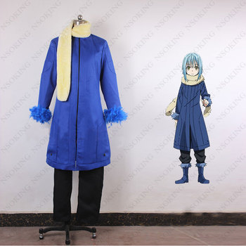 Rimuru Tempest Cosplay That Time I Got Reincarnated as a Slime Satoru Mikami Costume Anime Party Clothing Sets
