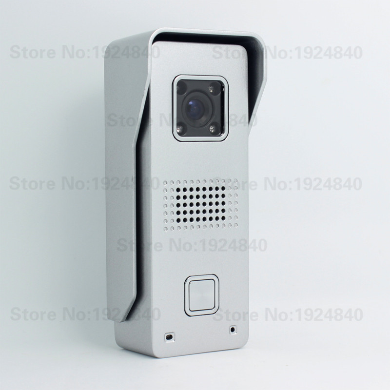 JEX VIDEO DOORBELL INTERCOM SYSTEM OUDOOR DOORPHONE D3 ONLY OUTDOOR IR CAMERA jex video doorbell intercom system oudoor doorphone c9 only outdoor ir camera
