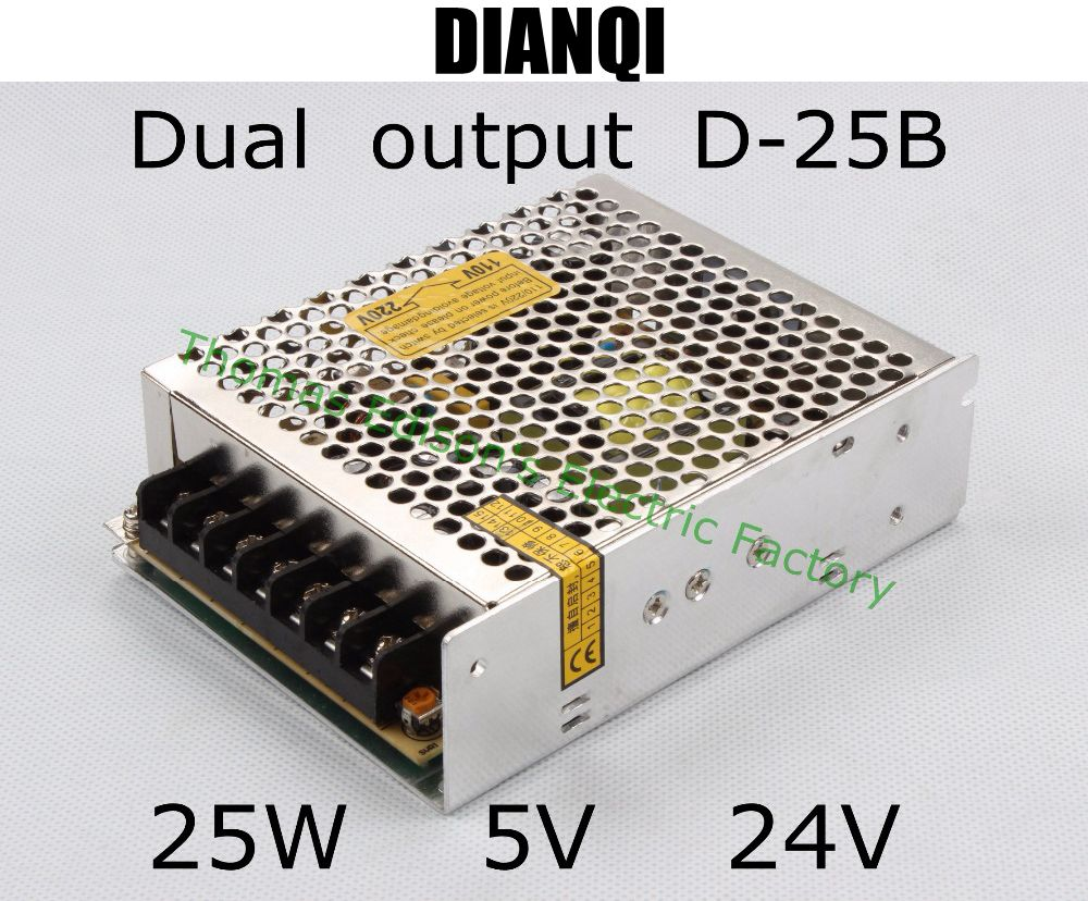 Cy 25w Ce Approved 5v 5a 12v 2a 24v 1a Single Output Ac Dc 24v05a Regulated Power Supply Circuit Powersupplycircuit Dual 05a Suply D 25b