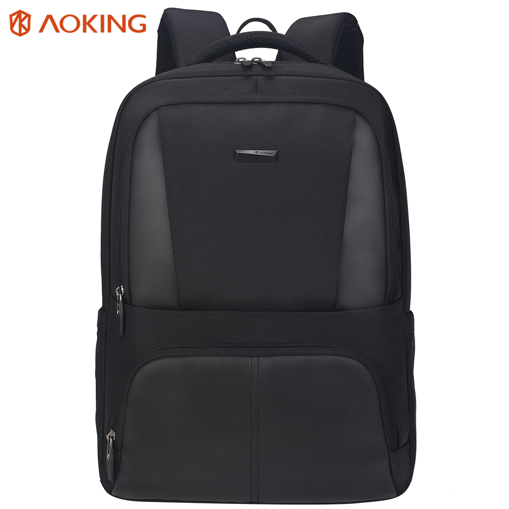 Aoking 2018 men backpack laptop waterproof anti theft backpack school men travel large quality casual daypack with luggage strap 8848 backpack women s daypack stylish laptop backpack school bags men anti thief design waterproof travel backpack 132 028 011