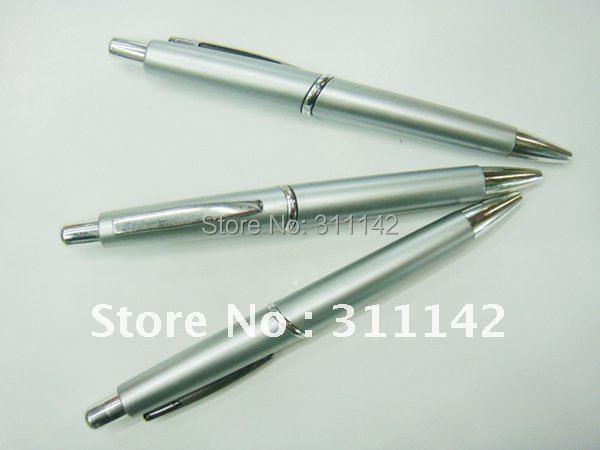 Индивидуальные рекламные ручки с логотипом, шариковая ручка с серебряным покрытием реклама ручки