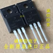 10 قطعة/الوحدة FQPF8N80C 8N80C 8N80 إلى 220 في الأسهم