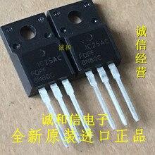 10 unids/lote FQPF8N80C 8N80C 8N80 TO 220 en Stock
