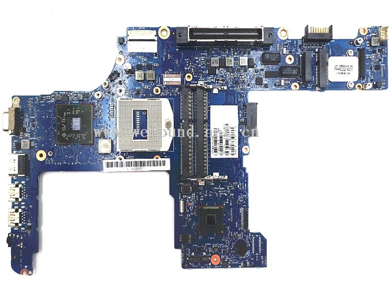 Laptop Motherboard For 744022-501 744022-601 744022-001 650 G1 6050A2566401-MB-A03 System Mainboard Fully Tested