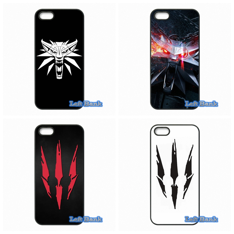 Hot The witcher 3 wild hunt Logo Phone Cases Cover For Samsung Galaxy Note 2 3 4 5 7 S S2 S3 S4 S5 MINI S6 S7 edge
