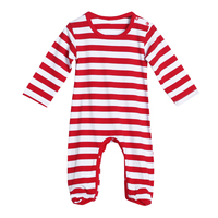 Baby Romper Infant Winter Clothes Kids Baby Boys Girls Long Sleeve Stripe Playsuit Cotton Jumpsuits Clothes