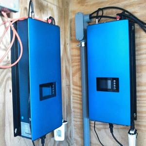 Image 5 - 1000W şebeke bağlantılı güneş invertörü ile sınırlayıcı güneş panelleri pil deşarj ev şebekeye bağlı 1KW