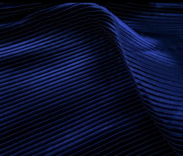"""2 м 150 см 59,05 """"Ширина военно-морского флота с тонкими полосами мнется плиссе в гармошку сатин из искусственного шелка ткань для платья юбка MM27"""