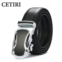 CETIRI Men S Brand Fashion Luxury Male Belts Genuine Leather Belt For Mens Designer Belts Cowskin