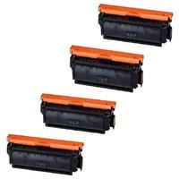 4 Pack CRG040 CRG 040 CRG 040 Toner Cartridge Compatible For Canon LBP712Ci LBP710Cx LBP712Cx LBP712Cdn LBP 712Cdn 710Cx BKCYM