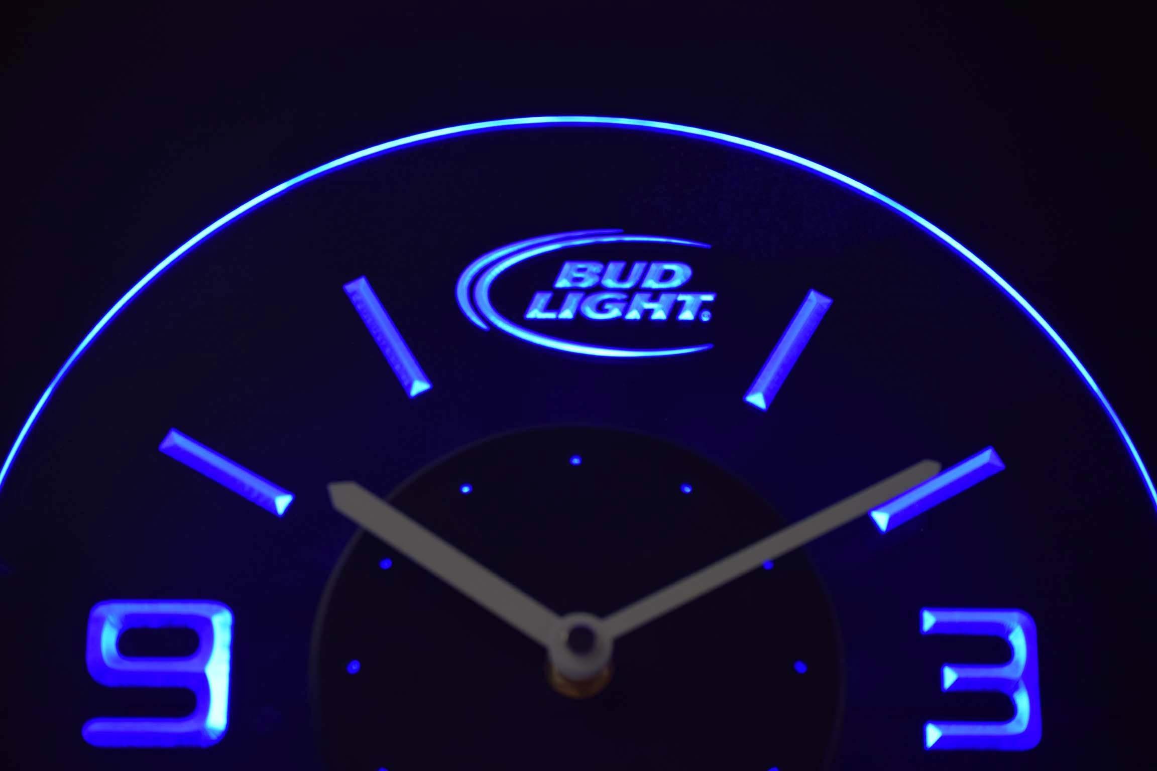 orologio illuminato