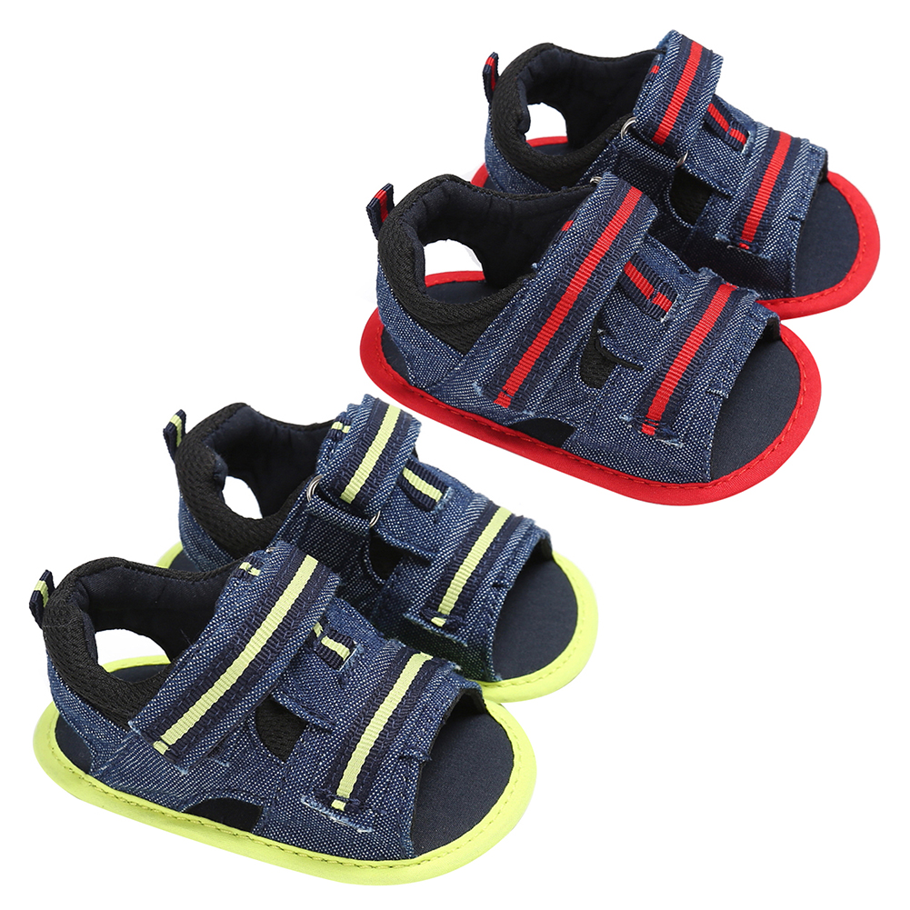 New Baby Casual Sneakers Infant Summer Shoes Todders First Walker Shoes Patch Baby Boys Girls Nonslip Soft Shoes 0-18 Month