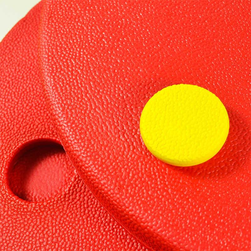 6 개/갑 EVA 폼 수영 디스크 팔 밴드 플로팅 슬리브 풍선 풀 플로트 보드 아기 수영 연습 원형 반지