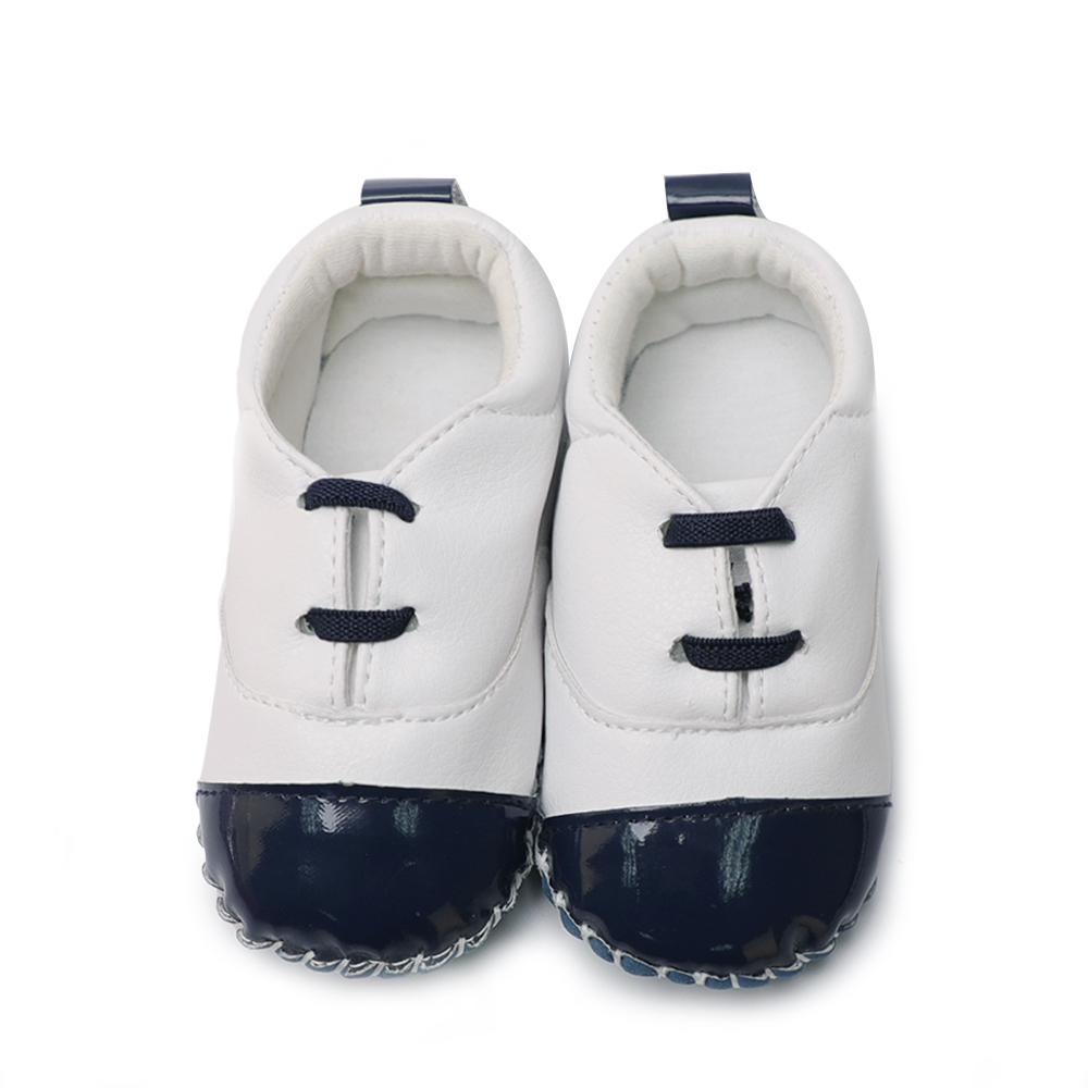 Infant Baby Shoes Solid PU Leather Newborn Baby Girl shoes Toddler Boys Moccasins First Walkers Spring/Autumn 0-24 Months