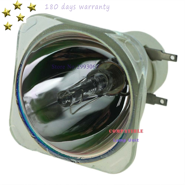 5J.J6L05.001 เปลี่ยนโคมไฟเปลือยสำหรับ BENQ MS517 MX518 MW519 MS517F MX518 180 วัน
