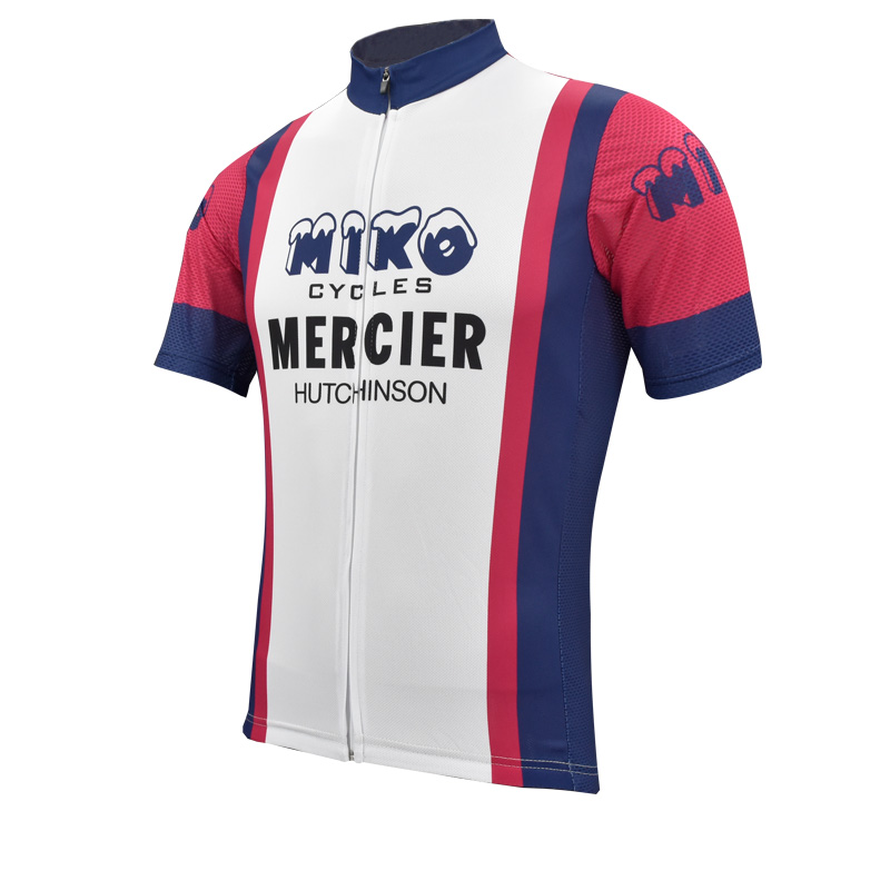 a3c7e4c43 cycling jersey men pro team cycling clothing mtb short sleeve summer bicycle  clothes retro bike wear breathable wholesale-in Cycling Jerseys from Sports  ...