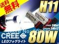 Super bright H11 H8 / HB3 9005 / HB4 9006 1156 ba15sLED 80W High Power New Arrival Led Bulbs car Fog Lights