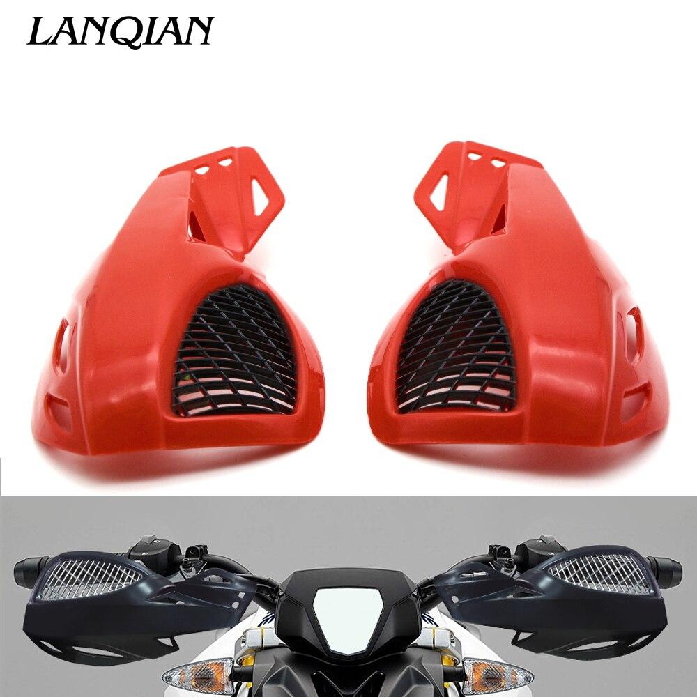 Accessori moto vento scudo leva del Freno maniglia mano guard Per Yamaha FZ6 xmax xmax 300 tmax 500 530 r15