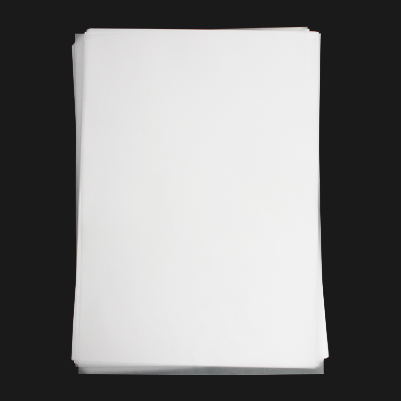 papel de rastreamento caligrafia cópia papel para desenho esboço design