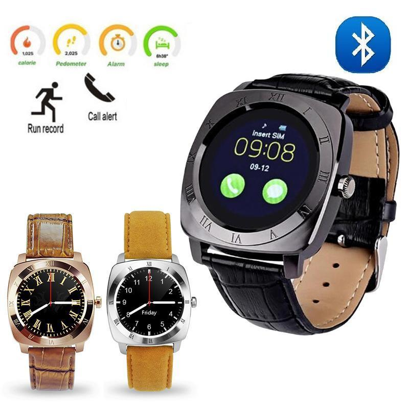 Bluetooth Smart Watch With Camera Best Digital Phone ...