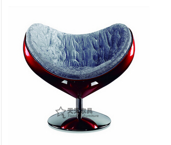 Alice Chair. Heart-shaped Chair. Classical Swivel Chair. A Visitor Chair
