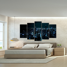 Canvas Painting Home Decoration Posters Fashion Bedroom Modern City Prints Creative Wall Art Picture Free Shipping Abooly