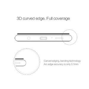 Image 3 - NILLKIN 9H Härte 3D Gebogene Rand Vollen Abdeckung Gehärtetem Glas für Samsung Galaxy S9 Plus S9 Screen Protector film 0,33mm 6,2