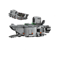цена на Star Wars First Order Transporter Model Building Blocks Bricks Toys Compatible With Starwars 75103 Children Model