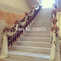 High Quality Organza Roll For Wedding Party Decor 75 Cm 1000 Cm Wedding Chair Cover Sashes