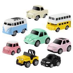 Детские Игрушки для маленьких девочек и мальчиков может играть задней тележки игрушка