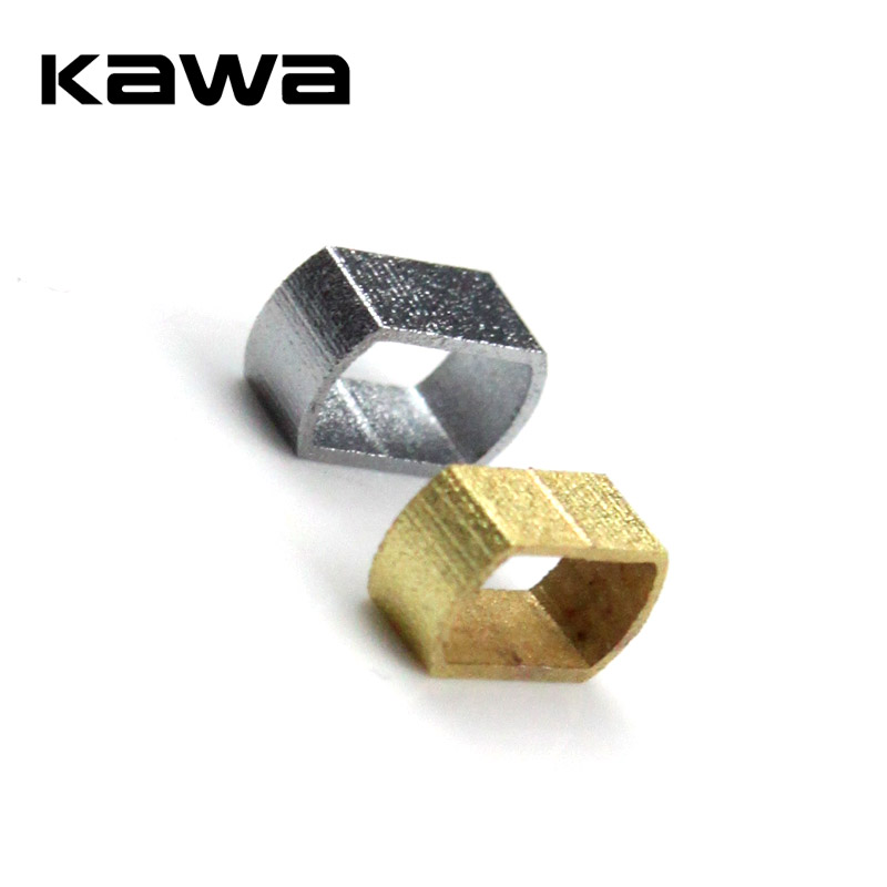 KAWA fishing reel handle Tube for Assembly Hole, Can Change the hole from 8*5mm to 7*4mm for Daiwa ABU Reel Fishing Accessory