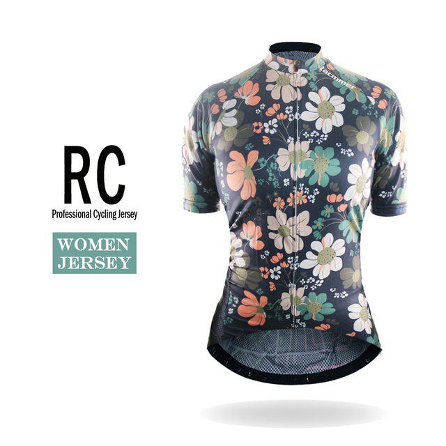 Racmmer 2018 Cycling Jersey Mtb Bicycle Clothing Bike Wear Clothes Short  Maillot Roupa Ropa De Ciclismo Mujer Verano  WS-04 6e77ca0dd