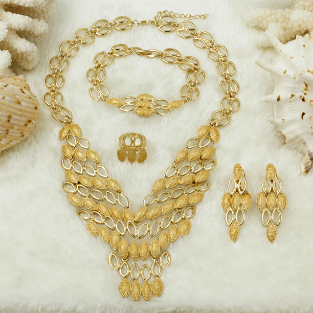 CZ Christmas Gifts Wholesale Women Charm Gold Jewelry Accessories