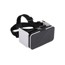 3D VR headset foldable version virtual reality glasses Immersive VR glasses headset VR Box helmets for 4.7 – 6 inches smartphone