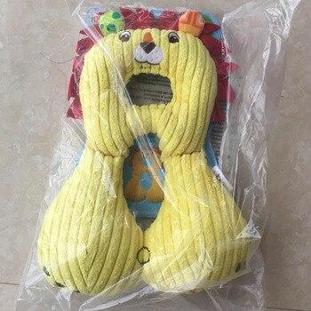 Детские плюшевые подушки из хлопка с рисунком животных, плюшевые игрушки для детей, Подарочный костюм для детей 1-4 лет >> My Duoduo Store
